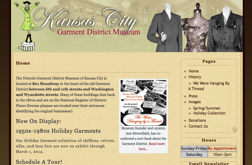KC Garment District Museum