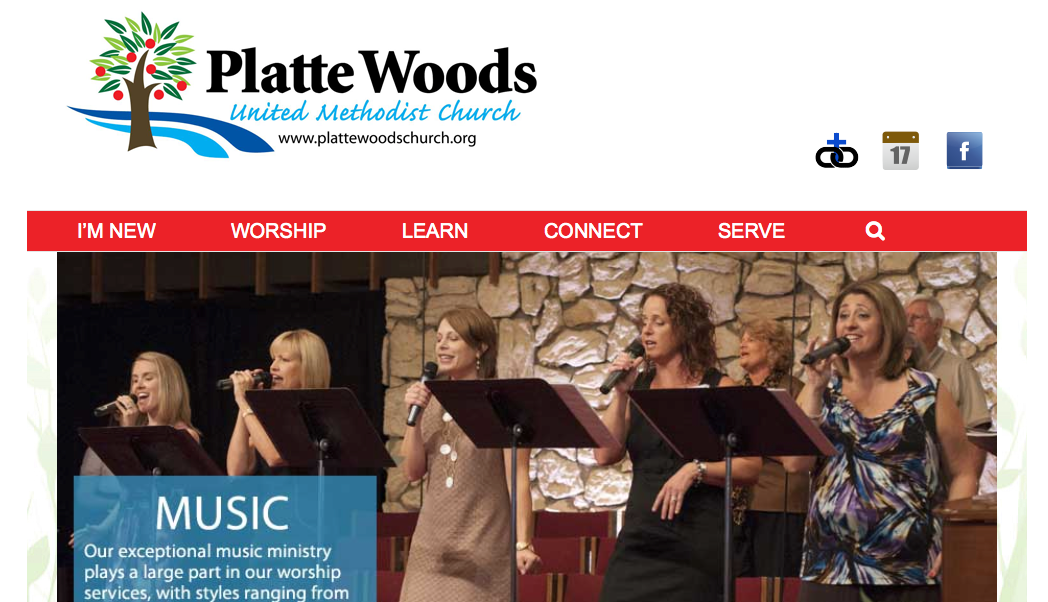 Platte Woods United Methodist Church