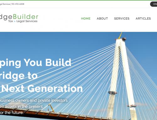 BridgeBuilder Tax Law