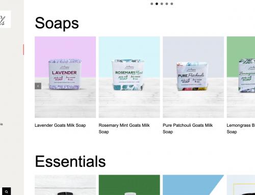 Hoffman Essentials Redesign