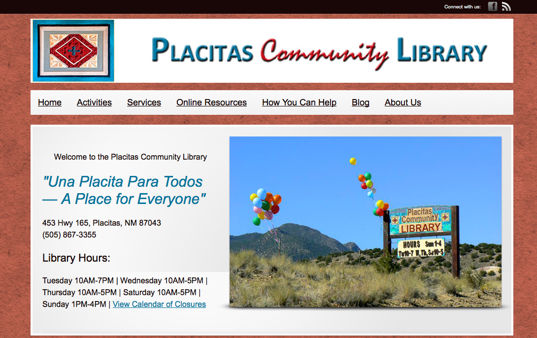 Placitas Community Library