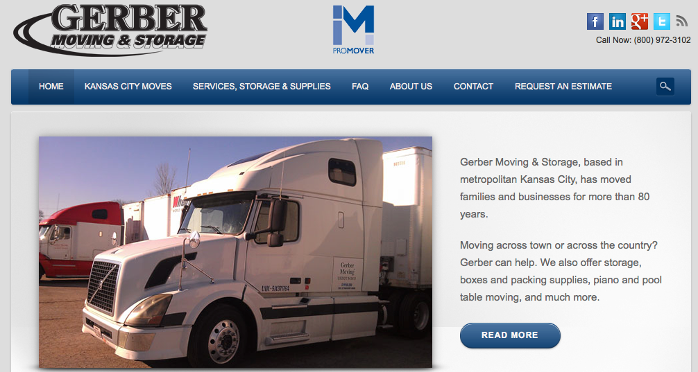 Gerber Moving & Storage