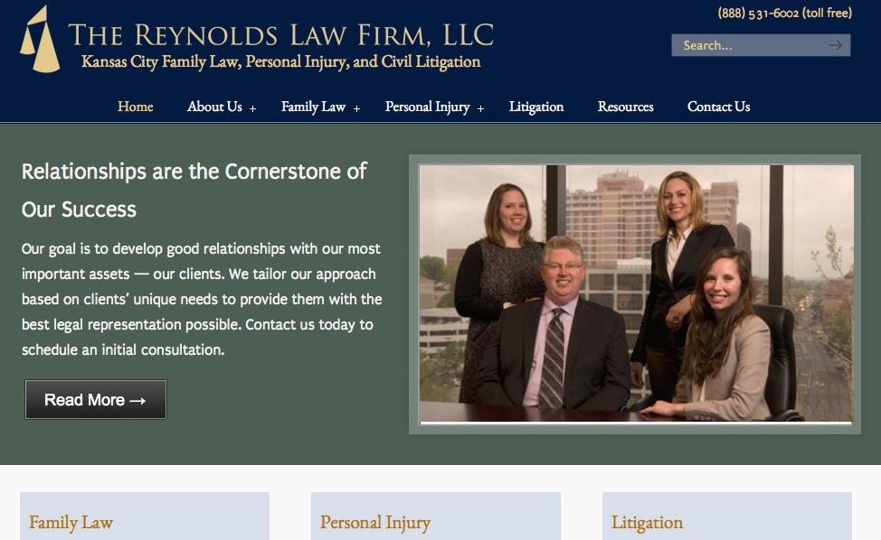The Reynolds Law Firm, LLC